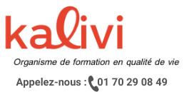 Logo kalivi numéro tél